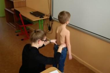 TV Reportáž: Ako správne cvičiť a starať sa o svoj chrbátik / Prievidza