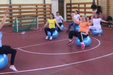 Zahajenie projektu Zdravý chrbátik v okrese Lučenec