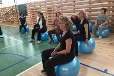 Zahajenie projektu Zdravý chrbátik v okrese Svidník